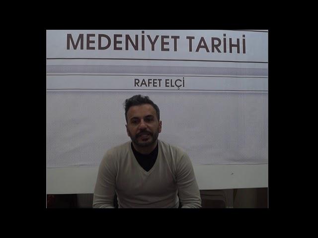 Medeniyet Tarihi Ders 7