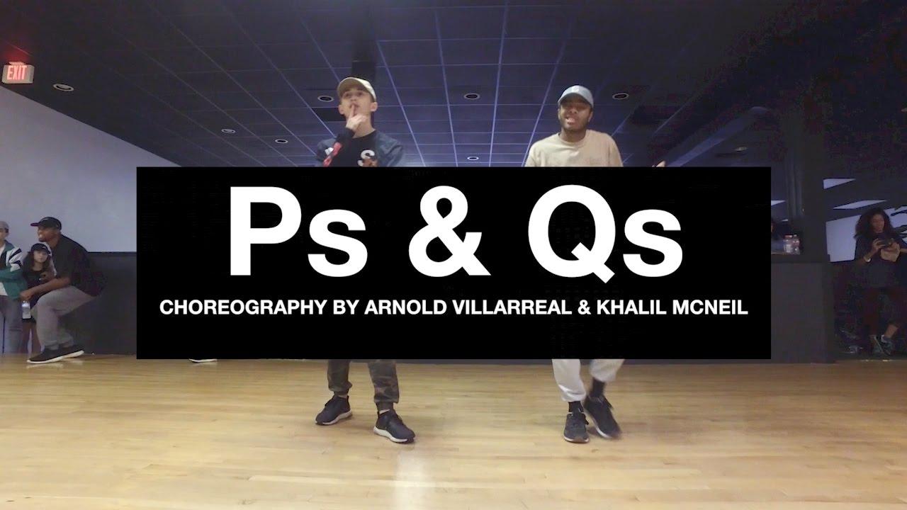 Download @liluzivert | P's & Q's | Khalil Mcneil & Arnold Villarreal Choreography
