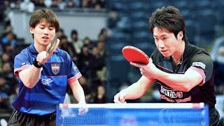 水谷隼&酒井明日翔「エキシビジョンマッチ!Table Tennis LIVE」in 別府