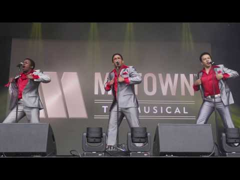 West End Live 2017   Motown the Musical