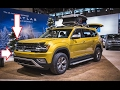 [HOT NEWS]2018 Volkswagen Atlas Weekend Edition Wow - Chicago Auto Show 2017