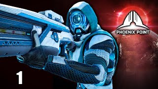 Phoenix Point 👾 Legend Ironman #1 - Full Campaign Gameplay