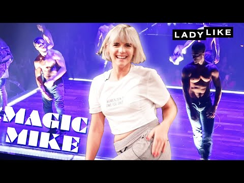 Devin Learns To Dance Like Magic Mike In A Day 鈥� Ladylike