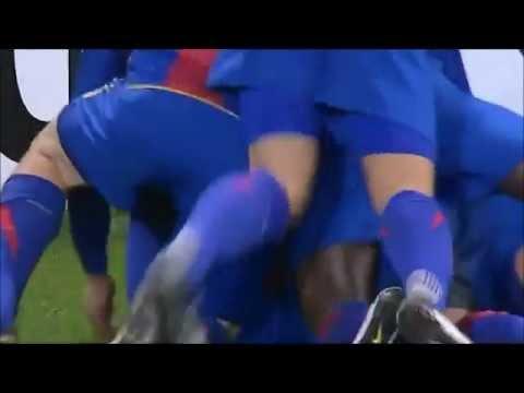 FC Basel 2:1 Manchester United (7.12.2011)