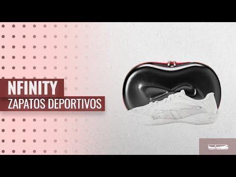 10 Mejores Ventas Zapatos Deportivos De Nfinity: Nfinity Vengeance Cheer Shoe (Pair)