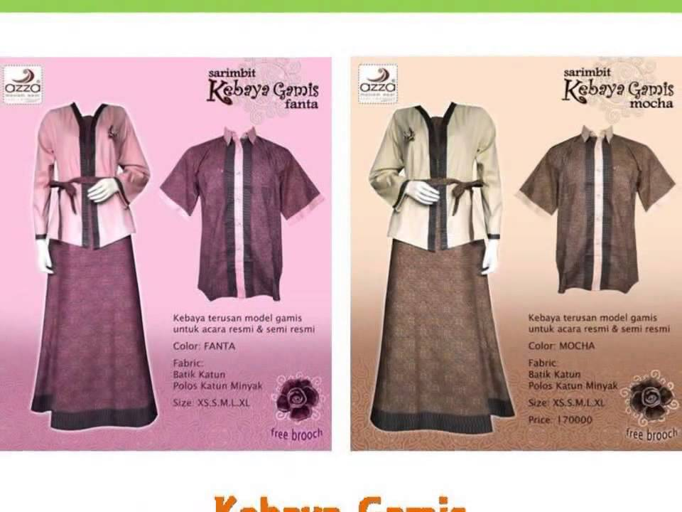 Image Result For Model Gamis Kombinasi Batik Pekalongan