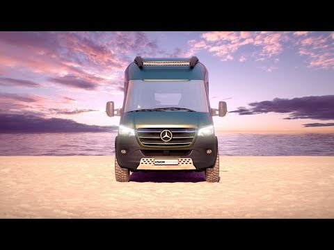 Hymer VisionVenture Concept revealed - Pat Callinan's 4X4