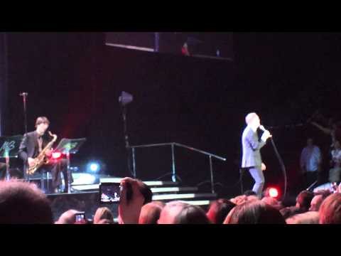Michael Buble Just havent met you yet birmingham LG arena LIVE