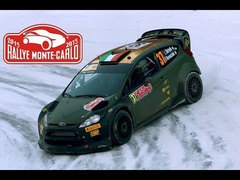 Rally Monte Carlo 2015 - L. Bertelli / G. Bernacchini - Ford Fiesta WRC