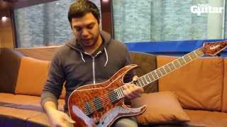 Me And My Guitar interview with Periphery