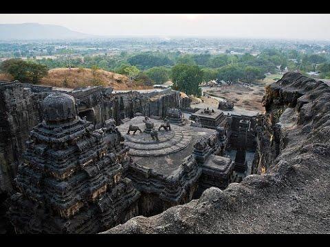 Le temple de Kailasa et les grottes de Ellora - Mystères de l'Inde. Ep.07