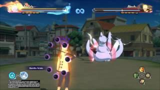 NARUTO SHIPPUDEN™: Ultimate Ninja® STORM 4 Utakata 6 caudas moveset (Dublado)