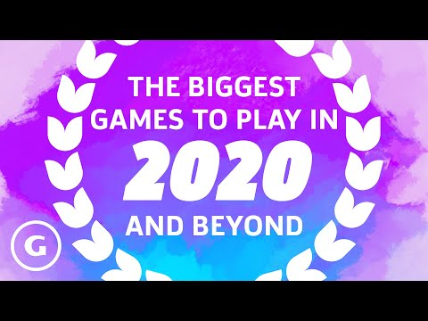 Games To Play 2020.The Biggest Games To Play In 2020 And Beyond Youtube