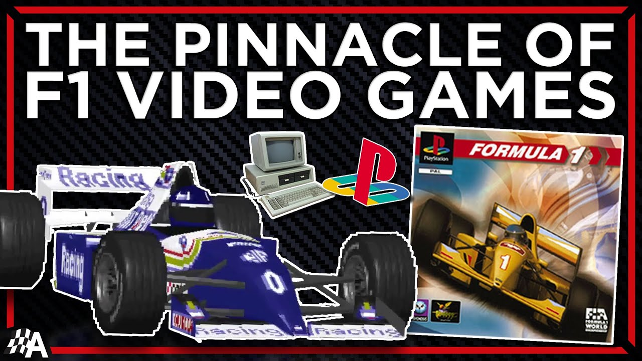 How Two 25-Year-Old Masterpieces Shaped Formula 1 Games Forever
