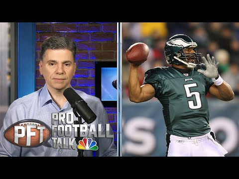 PFT Overtime: Is Donovan McNabb a Hall of Famer? | Pro Football Talk | NBC Sports