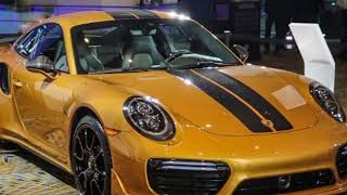 Go inside the Detroit Auto Show's $250 per Ticket Exotic Car Showcase