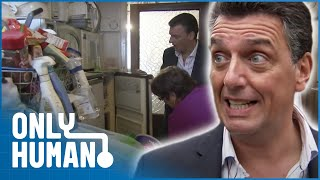 My Cluttered Infested Home | The Hoarder Next Door S2 Ep2 | Only Human