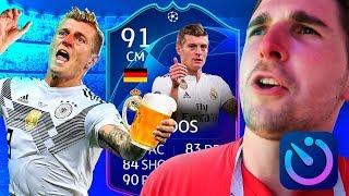 ГЕРОЙ ЛИГИ ЧЕМПИОНОВ ФИФА 19| СОСТАВ ЗА 5 МИНУТ