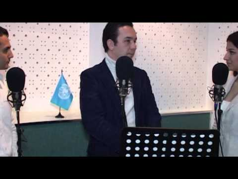 """""""UNews Weekly"""" Audio-Video podcast from UN Information Office Tashkent, Episode 8"""