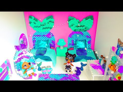 real-mermaid-house-!!!for-new-mermaid-lol-surprise-dolls-.mermaid-tail!-video-for-children