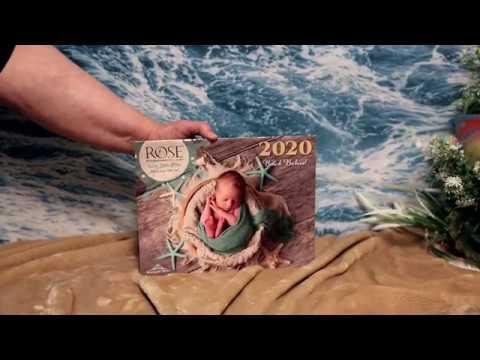ROSE 2019 Calendar Bountiful Baby