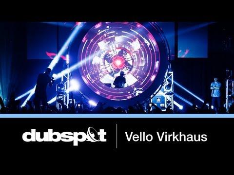 Visual Artist Vello Virkhaus (V Squared Labs) - Amon Tobin ISAM, Skrillex, Ultra Music Festival +