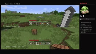 Minecraft lets play survival challenge games part 1