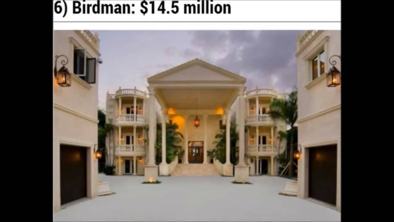 Top 10 Most Expensive Rapper Cribs With Prices 2014
