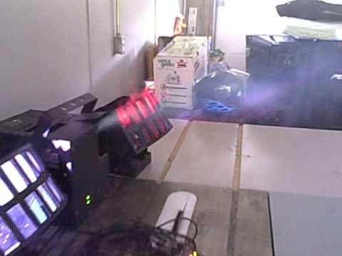 ADJ Aggressor Tri LED