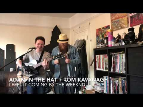 Adam in the hat + Tom Kavanagh guest list S02E03 i feel it coming by The Weeknd