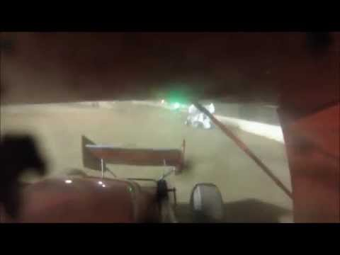 Chase Ridenour at Limaland Motorsports Park
