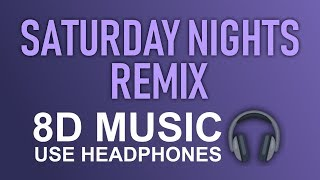 Khalid - Saturday Nights REMIX (8D AUDIO) 🎧 ft. Kane Brown Resimi