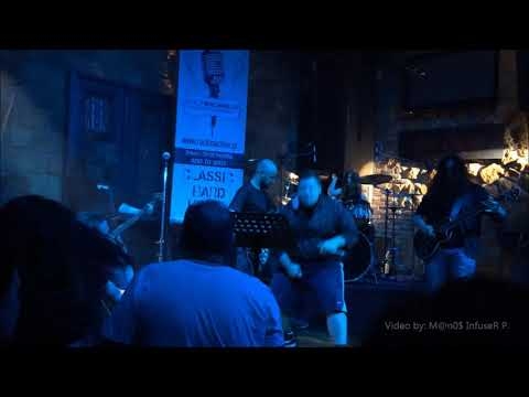 Roots Bloody Roots (Sepultura Cover) (Live at Crow Club)