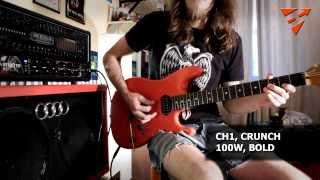 НАДЕЛ! - Выпуск №039 - Mesa Boogie Stiletto Deuce Stage II. Part 2. Выбираем дерево. Часть 2.