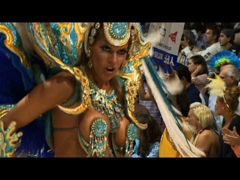 Spektakulär und sexy: Karneval in Argentinien