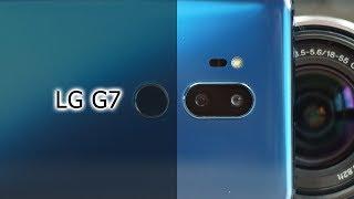 Обзор флагманского музыкального смартфона LG G7