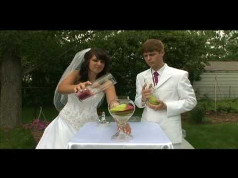 Wedding Unity Sand Ceremony Video.avi