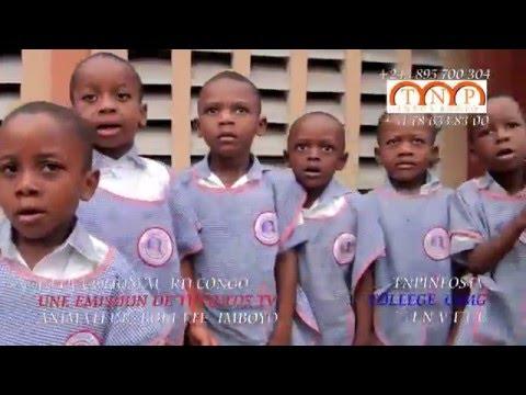 [TnpInfos] Kinshasa: COLLEGE SAINTE MARIE GORETTI  L' EDUCATION AU CONGO RDC