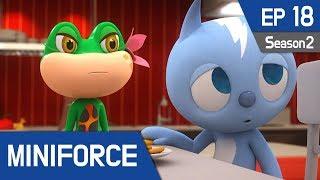 Miniforce Season2 EP18 Suspicious Frog (English Ver)
