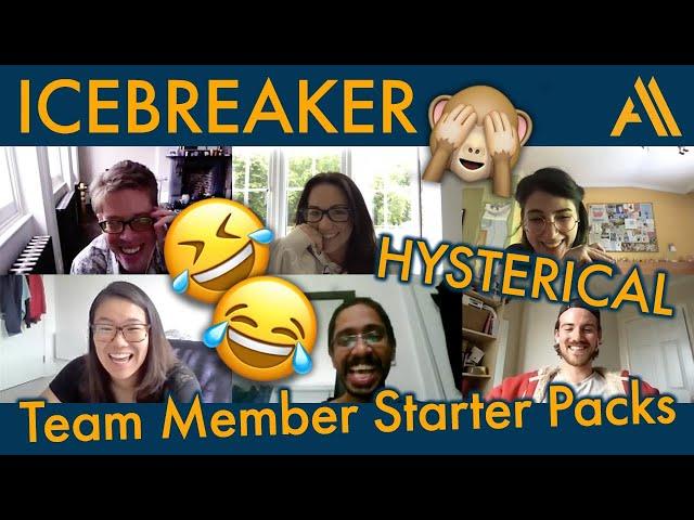 Team Member Starter Pack | Fun Icebreaker for Teams | Agile Avengers COVideo