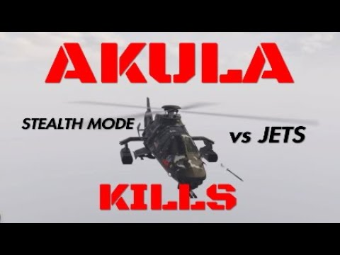 GTA 5 Akula Stealth Mode Montage (compilation#95)