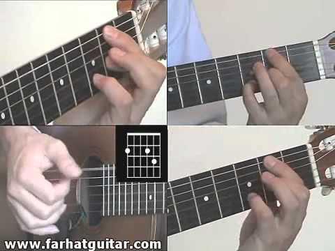 Tears in Heaven Eric Clapton Guitar Cover 6/6 HQ www.Farhatguitar.com