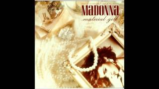 Madonna - Material Girl (Extended Dance Remix) **HQ Sound**
