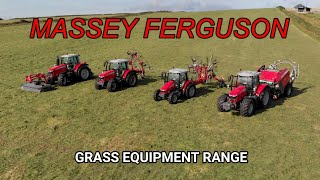 Massey Ferguson Grass Equipment Range
