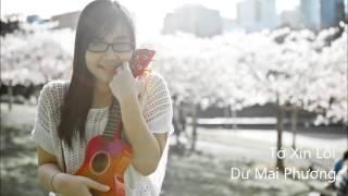 Tớ Xin Lỗi - Dư Mai Phương ft. acoustica Duy Phong (Official Audio)