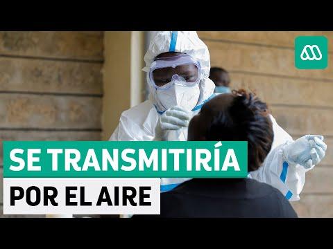 Coronavirus| Científicos advierten que Covid-19 se trasmite por el aire