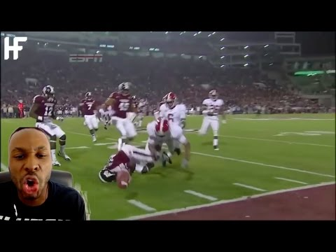 Biggest Hits in Football History Reaction! HERE COMES THE BOOM!