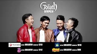 Music by ammir gita. bambang heri as director. aktifkan rbt goliath - baper telkomsel : ketik goliath1 kirim ke 1212 indosat ...
