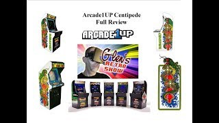 Arcade1UP Centipede Full Review