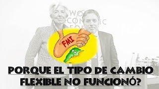 Porque el Tipo de Cambio Flaxible No funcinó en Argentina?➡✅Causa de la crisis💎